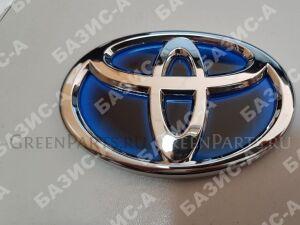 Эмблема на Toyota Prius ZVW50, ZVW51, ZVW55