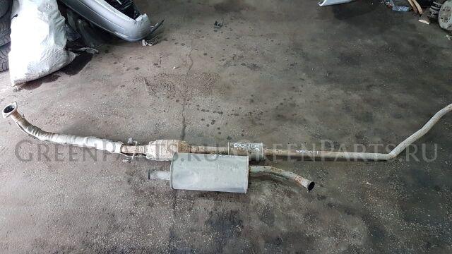 Глушитель на Toyota Raum EXZ10 5E-FE