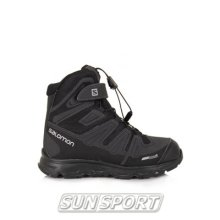 Salomon  Ботинки Salomon Synapse Winter юниор черн