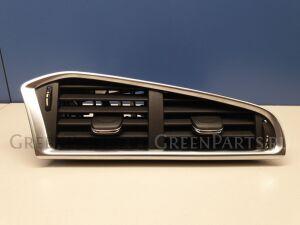 Дефлектор на Citroen C4 2010-