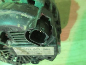 Генератор на Volkswagen Golf VII 2012 >