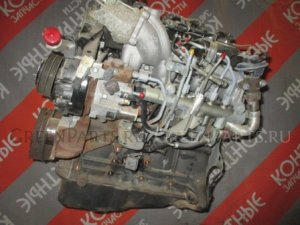 Двигатель на Mazda Bongo SKF2MM RFTE тнвд Common rail
