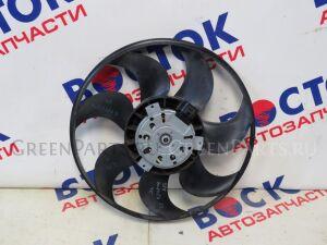 Вентилятор радиатора на Ford Focus CB8