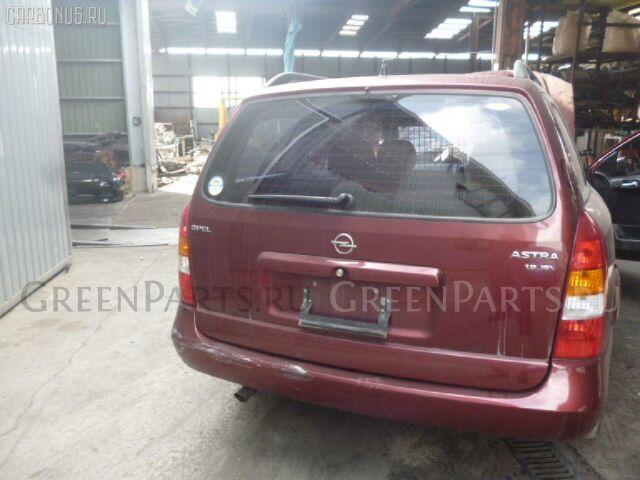Зеркало двери боковой на Opel ASTRA G W0L0TGF35