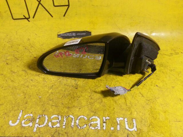 Зеркало двери боковой на Nissan Primera QP12