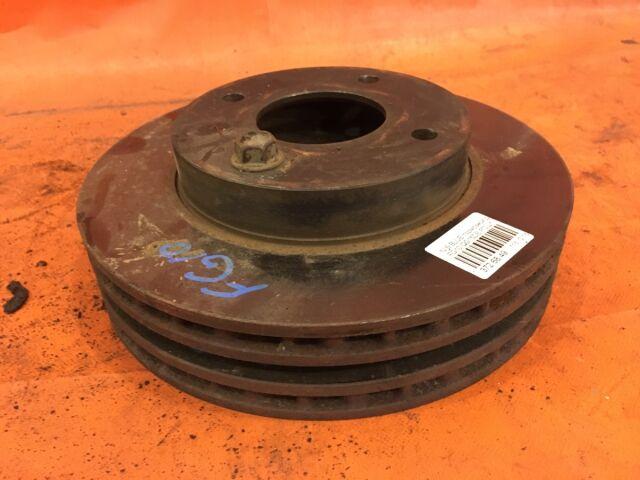 Тормозной диск на Nissan Primera QP11