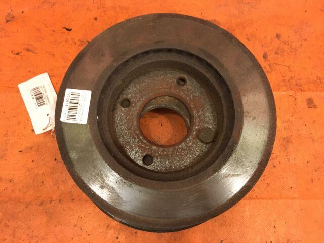 Тормозной диск на Nissan Expert VENW11, VEW11, VNW11, VW11