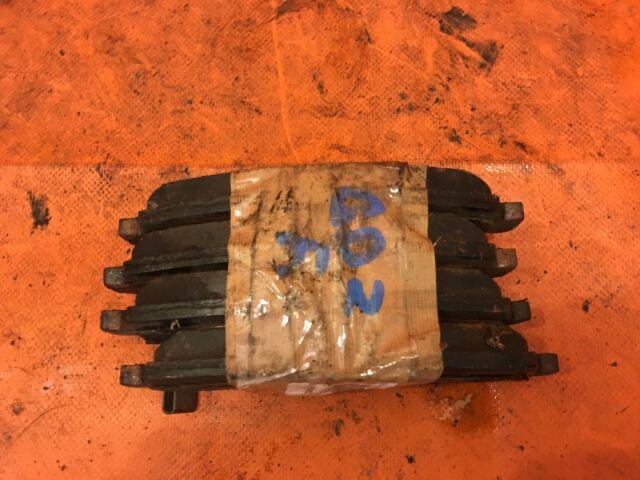 Тормозные колодки на Honda CIVIC PRO EY2, EY4, EY5