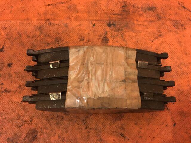 Тормозные колодки на Nissan March AK11, ANK11, WAK11