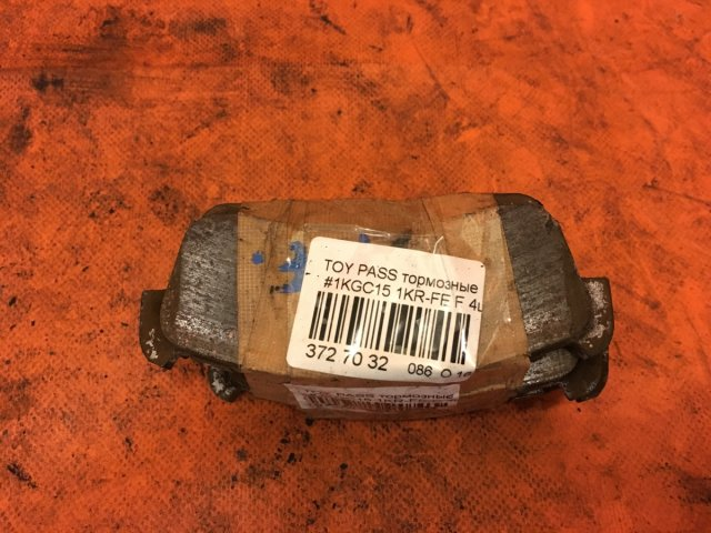 Тормозные колодки на Daihatsu Tanto Exe L455S, L465S