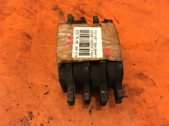 Тормозные колодки на Toyota Will VS ZZE128