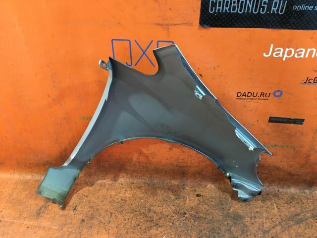 Крыло на Honda Fit GD1