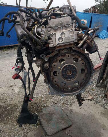 Двигатель на Toyota Mark II Blit JZX110W 1JZ-FSE 1100318
