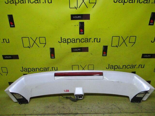Спойлер на Honda Stepwgn RF3