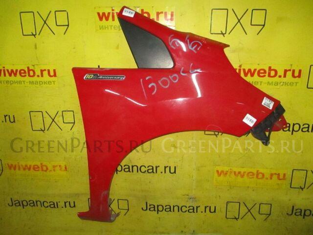 Крыло на Honda Fit GE6