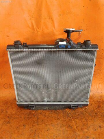 Радиатор двигателя на Suzuki Swift ZC72S K12B