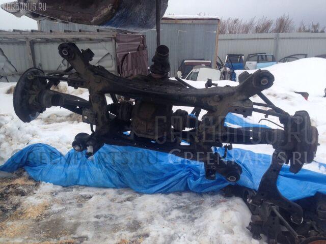 Балка подвески на Toyota Progres JCG11 2JZ-GE