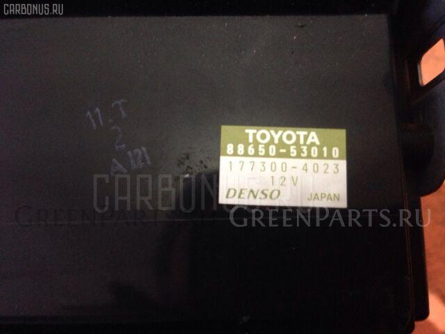 Блок управления климатконтроля на Toyota Altezza SXE10 3S-GE