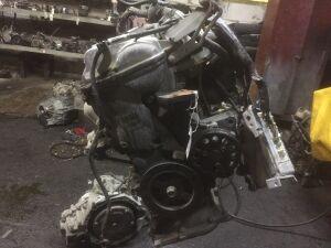 Двигатель на Toyota Vitz NCP15 2NZ-FE 2430802