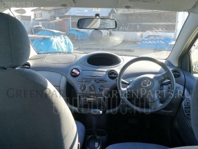 Зеркало двери боковой на Toyota Vitz SCP10