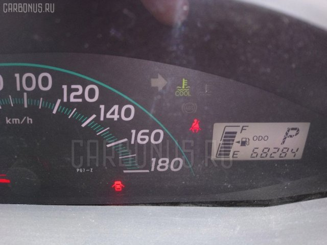 Бампер на Toyota Vitz KSP90