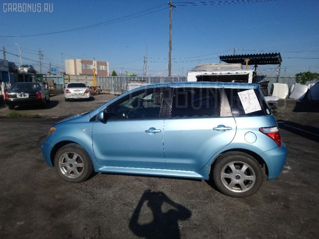 Дверь на Toyota Ist NCP60