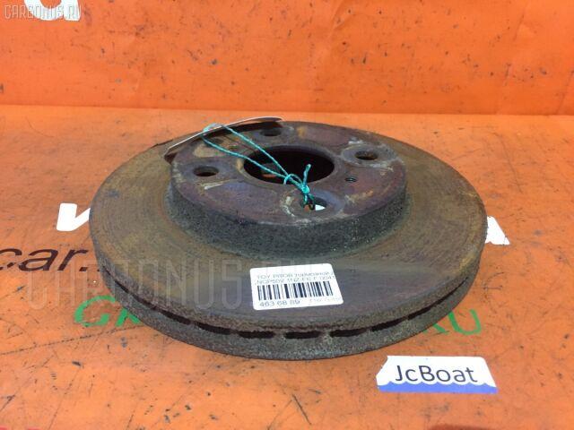 Тормозной диск на Toyota Probox NCP50V 1NZ-FE