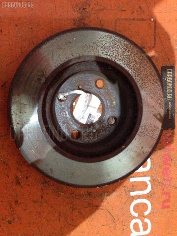 Тормозной диск на Toyota Vitz SCP90 2SZ