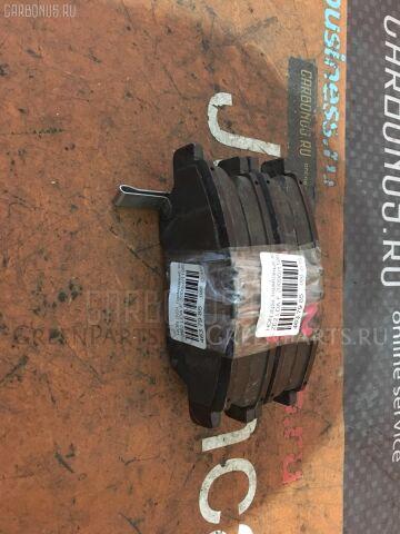 Тормозные колодки на Honda Insight ZE2 LDA