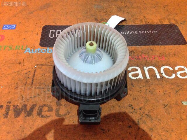Мотор печки на Honda Insight ZE2