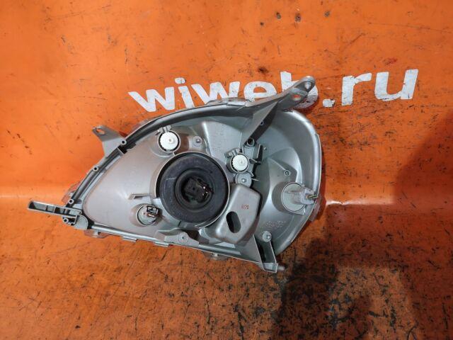 Фара на Toyota Vitz SCP10 52-001