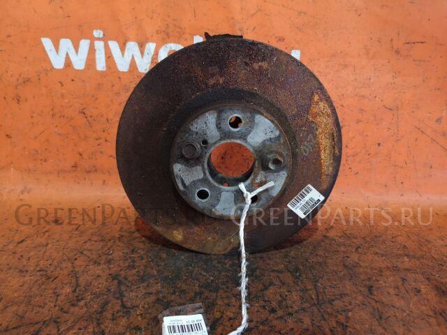 Тормозной диск на Toyota Premio AZT240, ZZT245