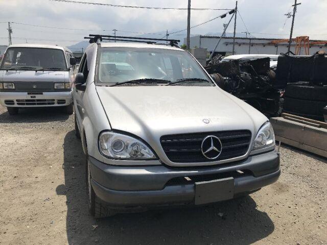 Бензонасос на Mercedes Benz MCLASS W163154 112942
