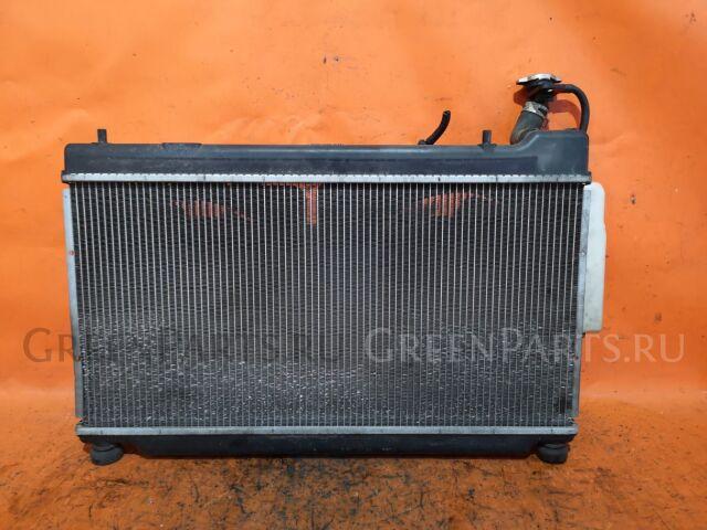 Радиатор двигателя на Honda Fit GD3 L15A