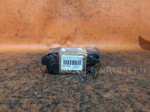Тормозные колодки на Daihatsu Move Latte L560S