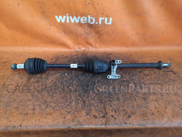 Привод на Honda Odyssey RA7 F23A