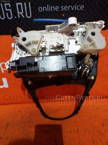 Блок управления климатконтроля на Toyota Voltz ZZE136 1ZZ-FE