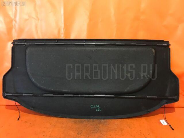 Шторка багажника на Toyota Celica ST202
