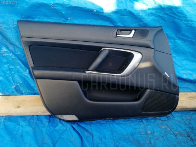 Обшивка двери на Subaru Legacy Wagon BP5