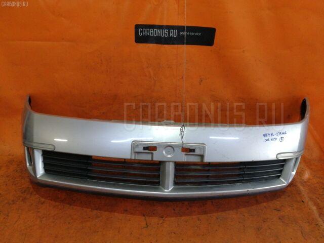 Бампер на Nissan Wingroad WFY11