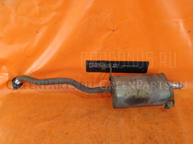 Глушитель на Nissan Ad Expert VY12 HR15DE
