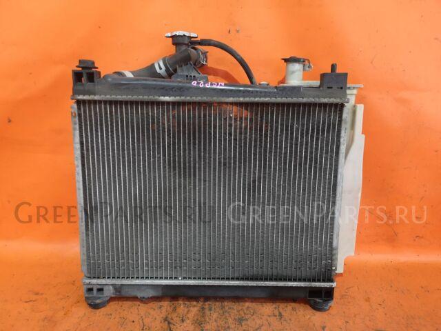 Радиатор двигателя на Toyota Platz NCP12, NCP16 1NZ-FE, 2NZ-FE