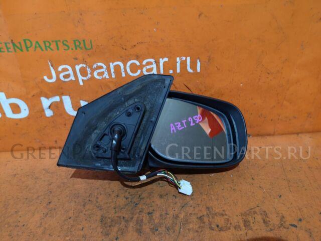 Зеркало двери боковой на Toyota Avensis AZT250