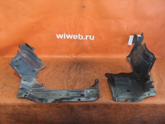 Защита двигателя на Mazda Premacy CP8W FP-DE