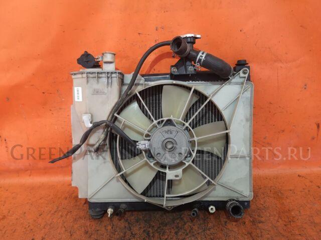 Радиатор двигателя на Toyota Ist NCP60, NCP61, NCP65 1NZ-FE, 2NZ-FE