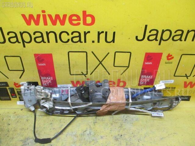 Стеклоподъемный механизм на Nissan Primera TP12