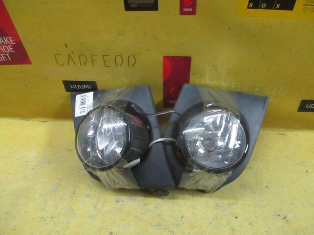Туманка бамперная на Nissan Tiida C11 A044633