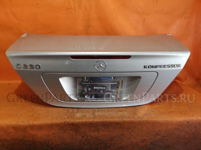 Крышка багажника на Mercedes-benz C-CLASS W203
