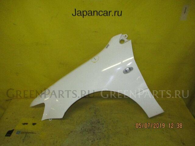 Крыло на Mitsubishi Lancer CS2V