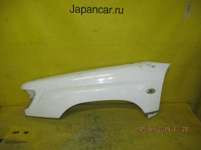 Крыло на Subaru Forester SF5